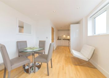 Thumbnail 2 bed flat for sale in Jubilee Court, 8 Wood Wharf, London