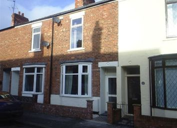 Thumbnail 2 bedroom terraced house to rent in Hilda Street, Selby
