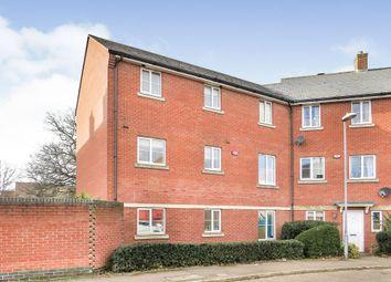 Thumbnail 2 bedroom flat for sale in Mortimer Gardens, Colchester