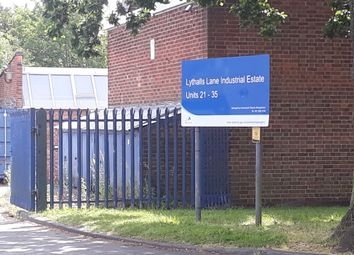 Thumbnail Light industrial to let in Lythalls Lane Industrial Estate, Coventry