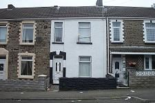 Thumbnail 3 bed terraced house to rent in Courtney Street, Manselton, Swansea. 9Nt.
