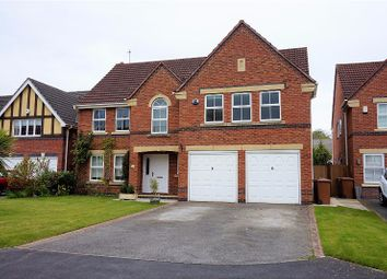 Thumbnail 5 bed detached house for sale in Bramhall Close, West Kirby