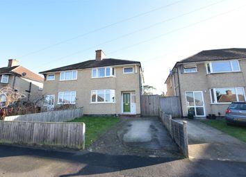 Thumbnail Semi-detached house for sale in Derwent Avenue, Headington, Oxford