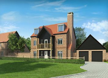 "Thumbnail 5 bed detached house for sale in ""The Alfred"" at Andover Road North, Winchester"