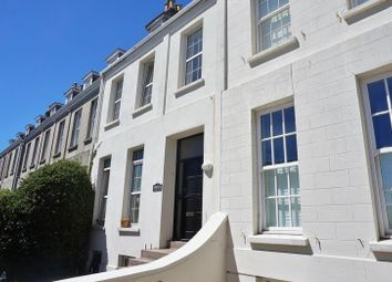 Thumbnail 2 bed flat for sale in Springfield Road, St. Saviour, Jersey