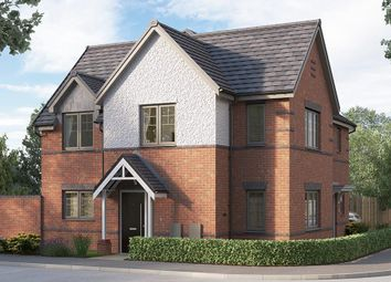 "Thumbnail 3 bedroom detached house for sale in ""The Easton"" at Highfield Villas, Doncaster Road, Costhorpe, Worksop"
