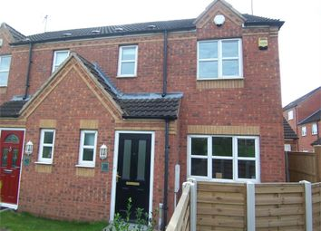 Thumbnail 3 bedroom semi-detached house to rent in Dunsil Road, Mansfield Woodhouse, Mansfield, Nottinghamshire