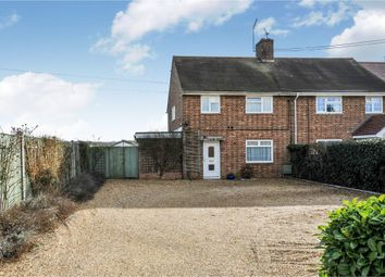 Thumbnail 3 bedroom semi-detached house for sale in High Road, Needham, Harleston
