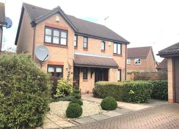 Thumbnail 3 bed semi-detached house for sale in Bentley Drive, Church Langley, Harlow
