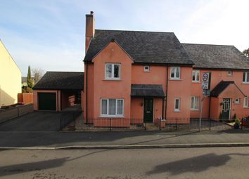 4 bed semi-detached house for sale in Parc Tarell, Brecon LD3