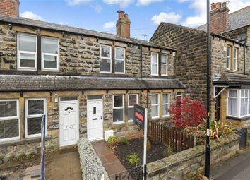 Thumbnail 2 bed terraced house for sale in Wharfedale Place, Harrogate, North Yorkshire