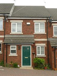 Thumbnail 2 bed terraced house to rent in Swallow Close, Wellingborough