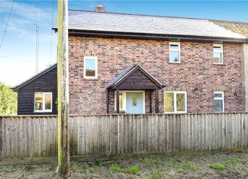 Thumbnail 2 bed end terrace house for sale in Manor Farm Cottages, Gussage St. Michael, Wimborne