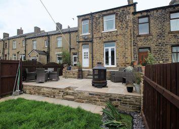Thumbnail Terraced house for sale in Hazel Grove, Linthwaite, Huddersfield