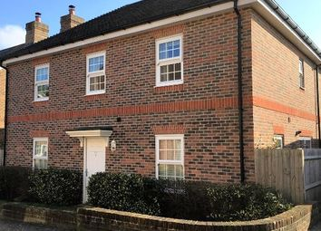 Thumbnail 4 bed detached house for sale in Riverside, Pulborough
