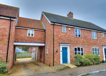 3 bed semi-detached house for sale in Vanguard Chase, Norwich NR5