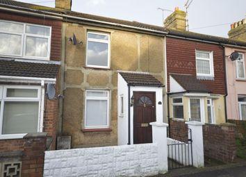 Thumbnail 2 bed terraced house to rent in Webster Road, Rainham, Gillingham