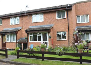 Thumbnail 1 bed terraced house to rent in Cypress Walk, Englefield Green, Egham
