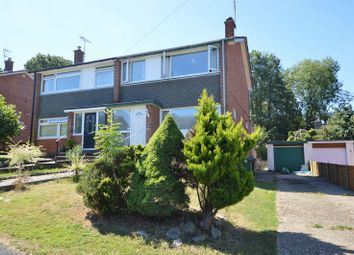 Thumbnail 3 bed semi-detached house for sale in Murray Road, Horndean, Waterlooville