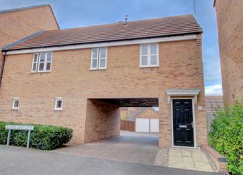Thumbnail 2 bed mews house for sale in Banks Crescent, Stamford