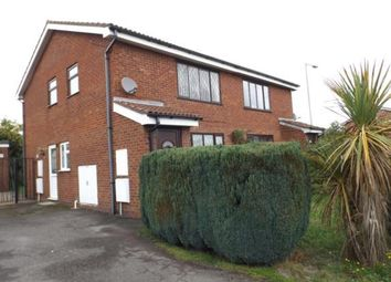 Thumbnail 1 bed maisonette for sale in Sandalwood Close, Willenhall, West Midlands