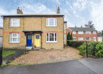 Thumbnail 3 bed semi-detached house for sale in Brook Hill, Little Waltham, Chelmsford