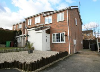 Thumbnail 2 bed semi-detached house for sale in Nottingham Close, Wingerworth, Chesterfield