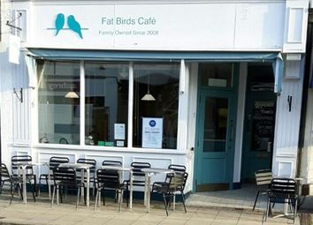Thumbnail Restaurant/cafe for sale in Warwick Street, Leamington Spa