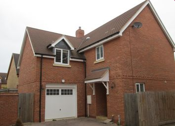 Thumbnail 4 bed detached house for sale in Yew Tree Close, Potton