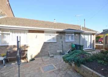 Thumbnail 2 bed semi-detached bungalow for sale in Binstead Lodge Road, Binstead, Ryde