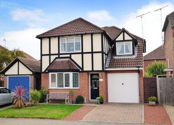 Wilton Drive, Rustington, Littlehampton BN16. 4 bed detached house