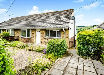 Thumbnail 2 bed bungalow for sale in Gillroyd Lane, Linthwaite, Huddersfield