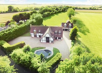 Thumbnail 6 bed detached house for sale in Hertfordshire, Cambridgeshire, Essex Border