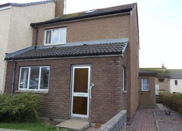 Thumbnail 2 bed semi-detached house for sale in Stroma Road, Thurso