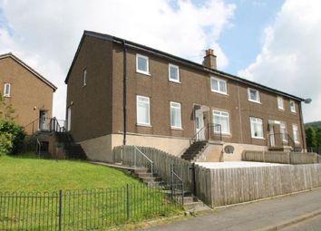 Thumbnail 2 bedroom flat to rent in Springhill Street, Douglas, Lanark