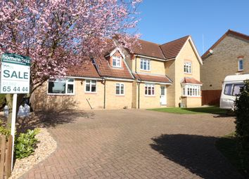 Thumbnail 5 bedroom detached house for sale in Dunlop Road, Dereham