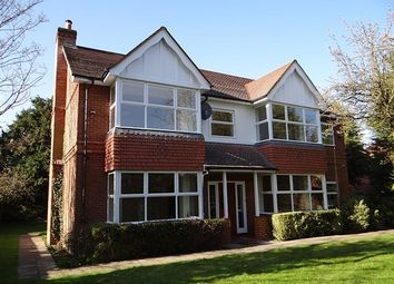 Thumbnail 5 bedroom detached house to rent in Hersham Road, Walton-On-Thames