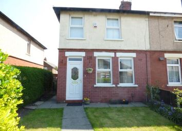 Thumbnail 2 bed semi-detached house for sale in Rossall Crescent, Leigh, Greater Manchester, .