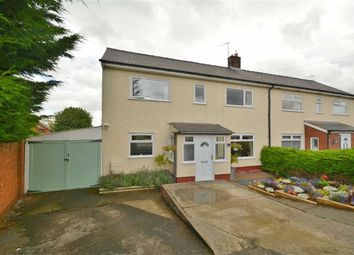 Thumbnail 3 bed semi-detached house for sale in Gosmore Road, New Brighton, Mold