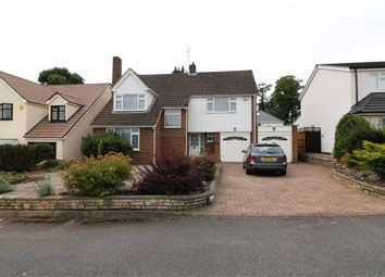 Thumbnail 4 bedroom detached house for sale in Woodstock Road, Broxbourne, Hertfordshire
