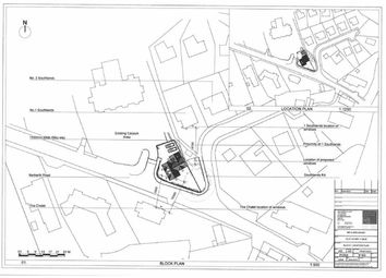 Thumbnail Land for sale in Building Plot Bryn Y Mor, Narberth Road, Tenby, Pembrokeshire