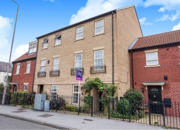 Thumbnail 4 bed town house for sale in High Pavement, Sutton-In-Ashfield
