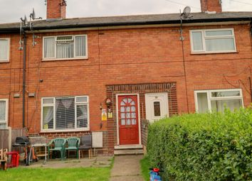 Thumbnail 2 bed terraced house for sale in Tissington Road, Forest Fields, Nottingham