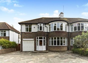 Thumbnail 5 bedroom semi-detached house for sale in Addington Road, Sanderstead, South Croydon, Surrey