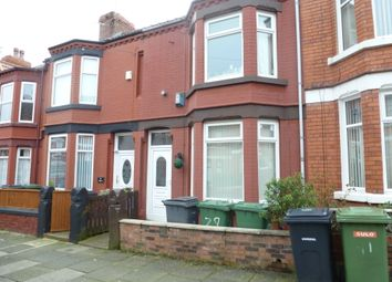 Thumbnail 3 bed terraced house for sale in Highfield Grove, Rock Ferry, Birkenhead