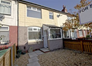 Thumbnail 2 bed terraced house for sale in Aldwych Avenue, Blackpool, Lancashire