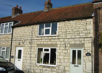 Thumbnail 3 bed terraced house for sale in 2 White Cottages, Broughton, Malton, North Yorkshire