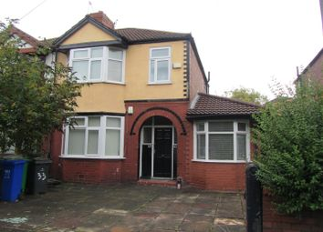 Thumbnail 5 bedroom property to rent in Talbot Road, Fallowfield, Manchester