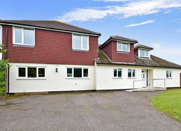 Thumbnail 4 bedroom detached house for sale in Molland Lane, Ash, Canterbury, Kent
