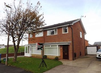 Thumbnail 3 bed semi-detached house for sale in Mayfield Avenue, Thornton-Cleveleys, Lancashire, United Kingdom